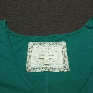 Anthropologie Tops - Anthropology Pure+ Good T-shirt